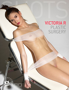 Victoria R plastic surgery by Jon