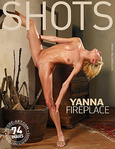 Yanna fireplace