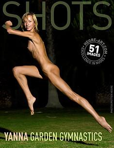 Yanna Garten-Gymnastik
