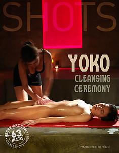 Yoko ceremonia de purificación