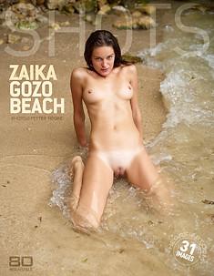 Zaika Strand von Gozo