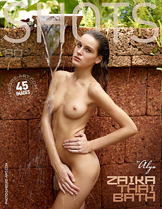 Zaika Thai bath by Alya