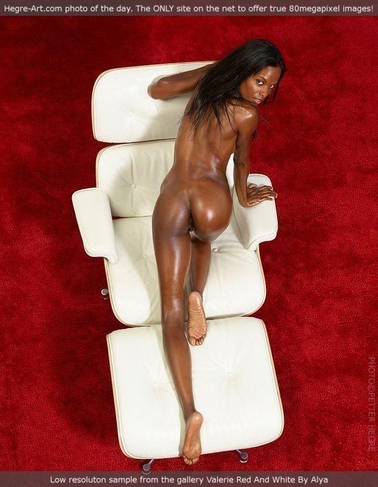 ValerieRedAndWhiteByAlya large Sensual Sports Massage