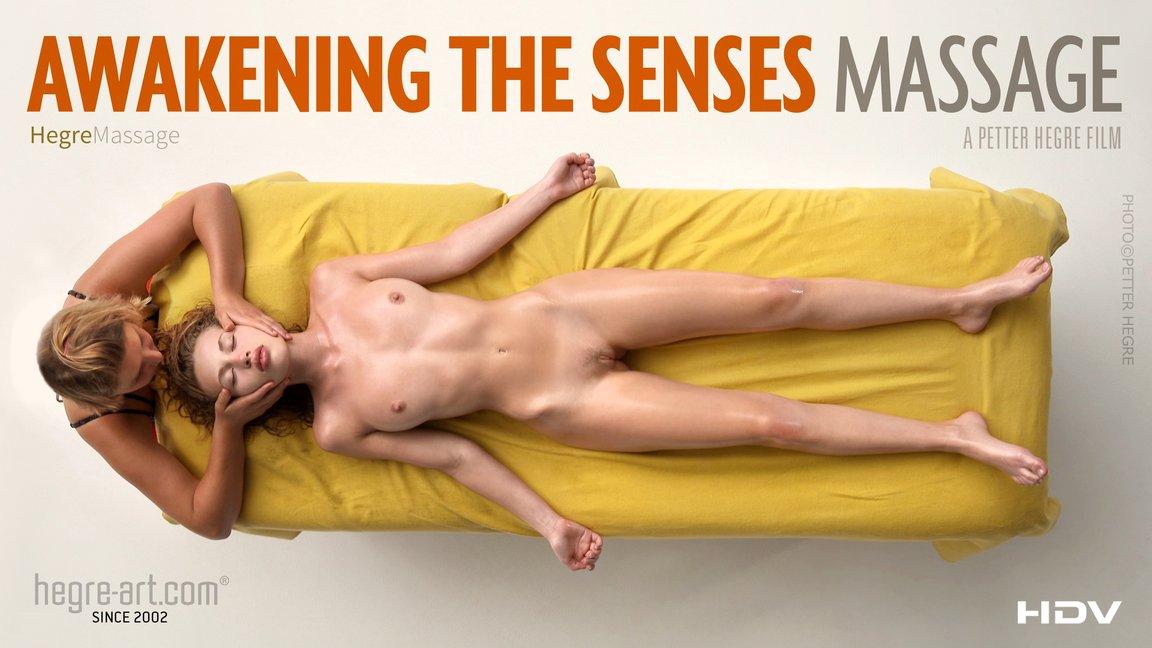 Réveiller les sens Massage