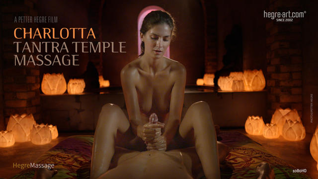 Charlotta Tantra Temple Massage