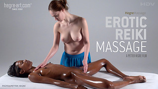Massage Reiki Erotique