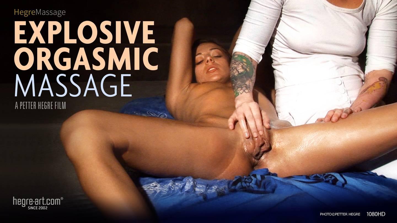 Explosive Orgasmic Massage