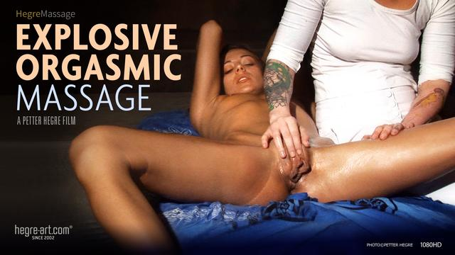 Explosive Orgasmic Massage
