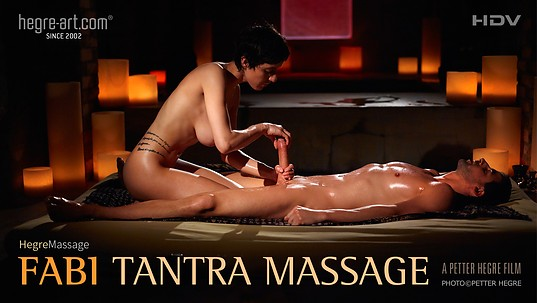 Fabi Massage Tantra