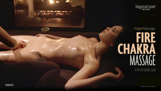 Massage Chakra du Feu