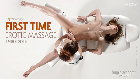 First Time Erotic Massage