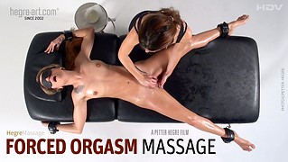 Massage Orgasme Obligatoire