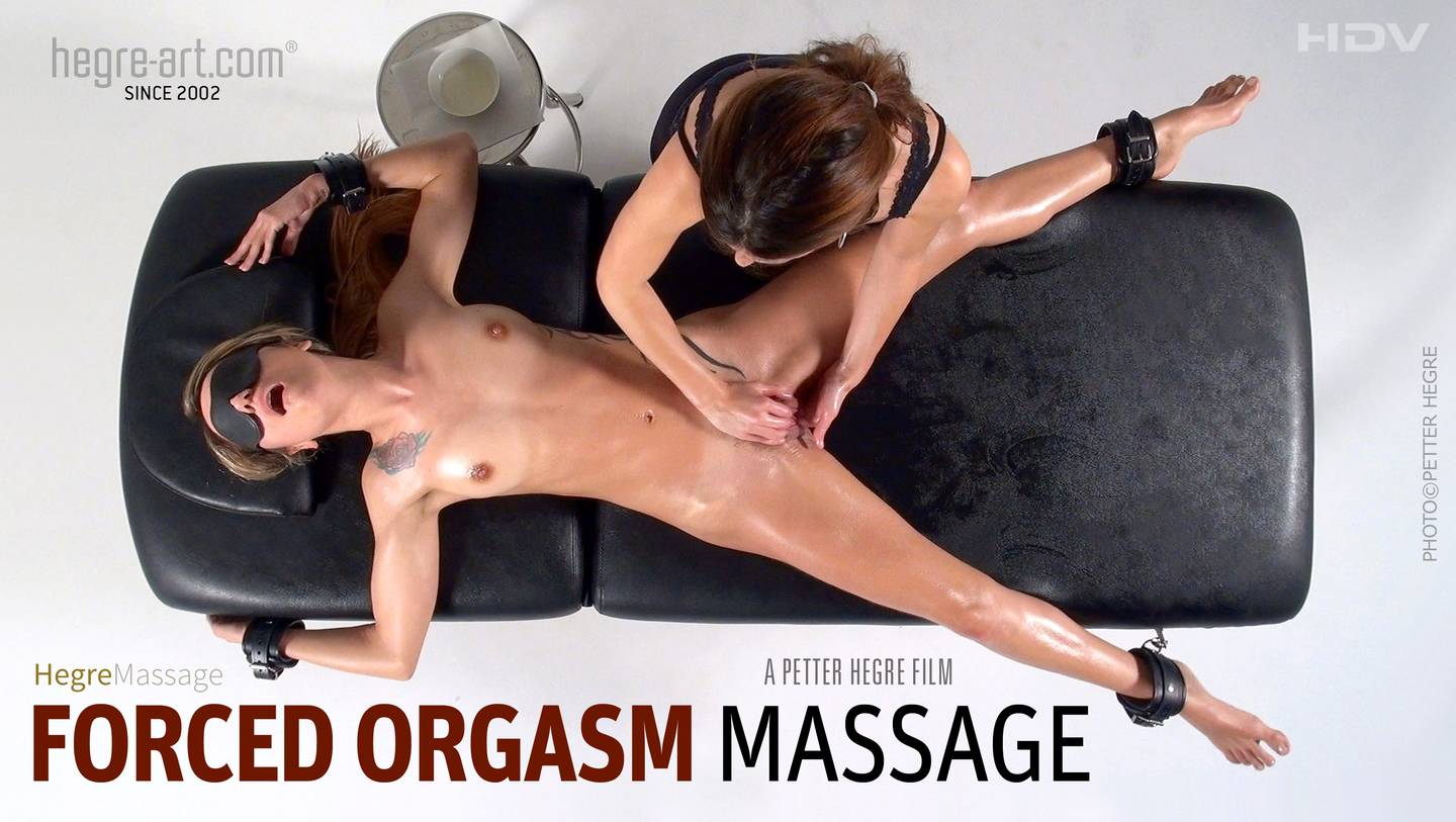 Forced Orgasm Massage