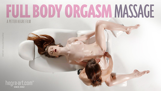 Full Body Orgasm Massage