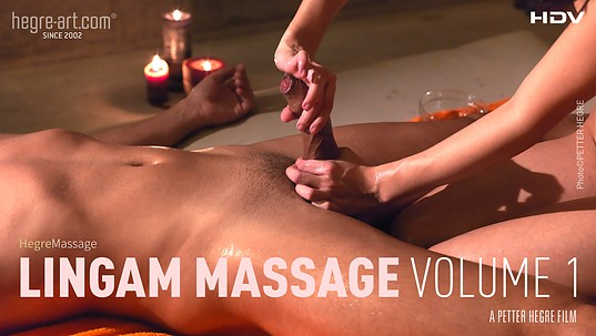 Lingam Massage – Volume 1
