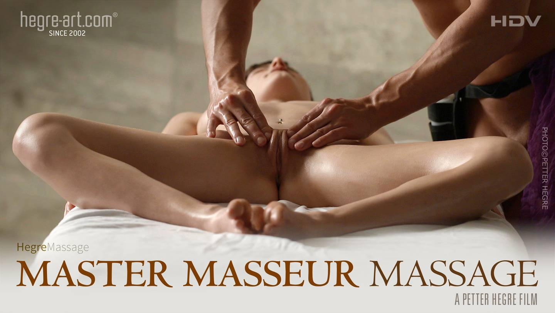 Master Masseur Massage