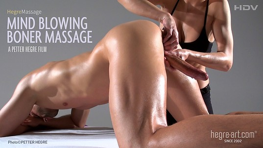 Mind Blowing Boner Massage