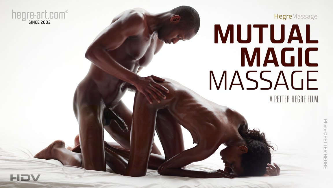 Hegre art masaje anal