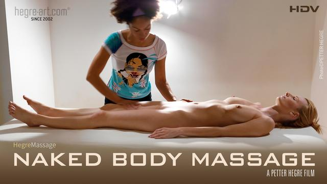Naked Body Massage