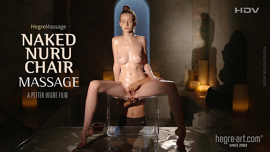 Massage nu chaise nuru