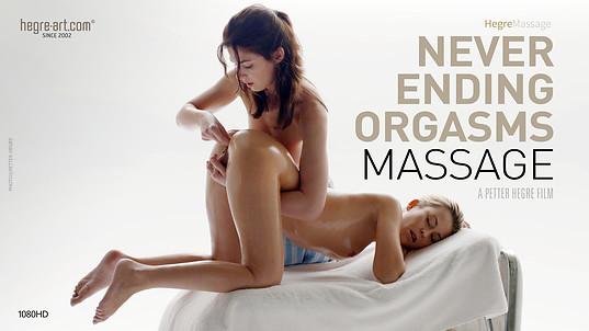 Never Ending Orgasms Massage