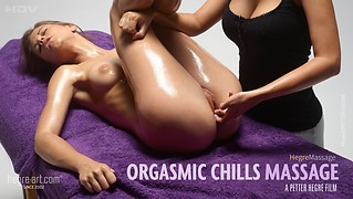 Orgasmic Chills Massage