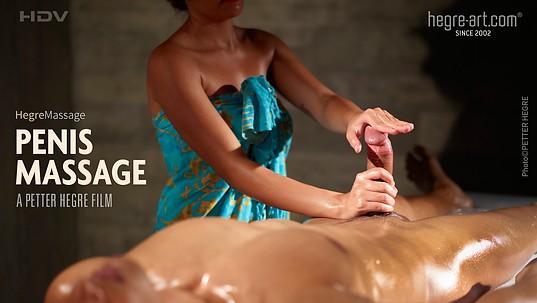 Massage du pénis