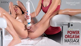 Power Orgasm Massage