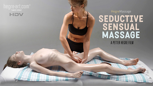 Seductive Sensual Massage