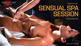 Sensual Spa Session