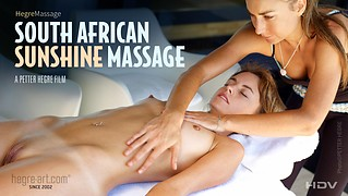 South African Sunshine Massage