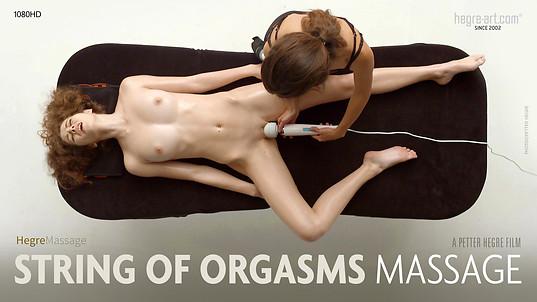 Orgasmen am laufenden Band