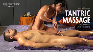 Massage Tantrique - Volume 1
