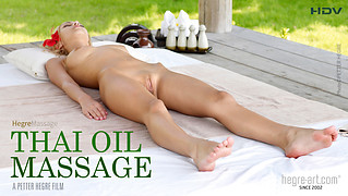 Thai Ölmassage