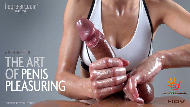 The Art of Penis Pleasuring