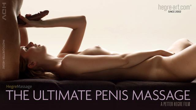 The Ultimate Penis Massage