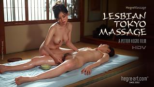 Tokio Masaje Lésbico