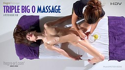 Triple Big O Massage