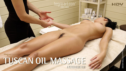 Tuscan Oil Massage