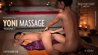 Massage Yoni - Volume 1