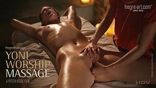 Yoni Worship Massage