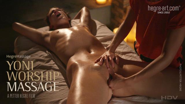 Yoni Worship Massage