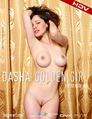 Dasha Fille en or