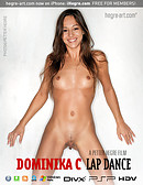 Dominika C Lap Dance