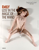 Emily Lost in the Power of the Magic Wand