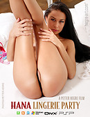 Hana Lingerie Party