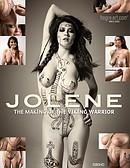 Jolene - The Making of the Viking Warrior