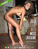 Jula - Backstage Mit der Miss Ukraine