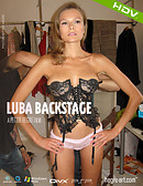 Luba Coulisses