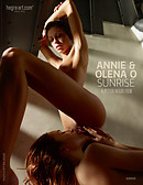 Marlene And Olena O Sunrise